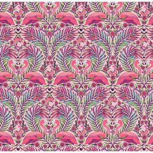 Tula Pink Daydreamer PWTP169.Dragonfruit