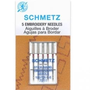 Embroidery Sewing Machine Needles