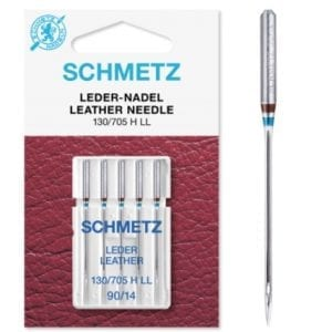 Leather Sewing Machine Needles