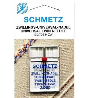 Schmetz twin 2.0_80