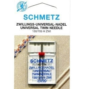 Twin Sewing Machine Needles