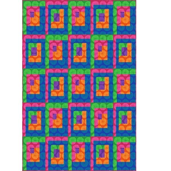 folk_art_Quilt Kit 60x90