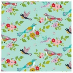 Sunshine 80560.103 Birds Mint