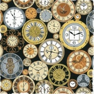 Victorian Vintage 80340.104 Clocks