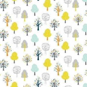 Woodland Friends 89840.104 Trees