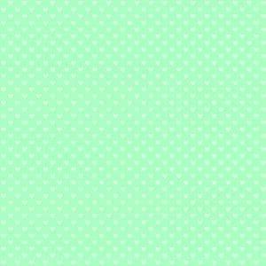 Hearts Mint 9149-G1