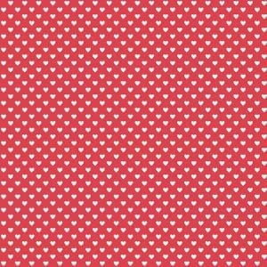 Hearts Red 9149-R