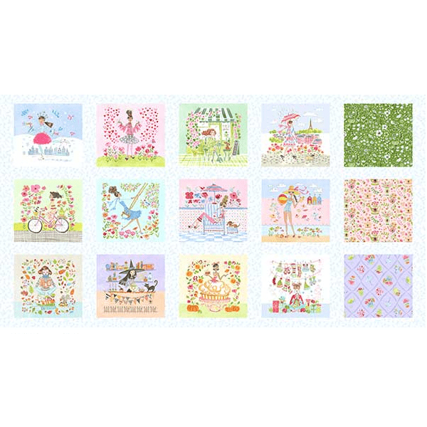 Calendar Girls PWAK005.xpanel