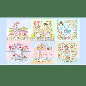 Calendar Girls PWAK007.xpanel