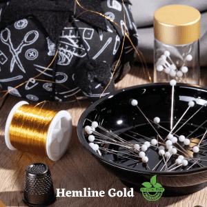 Hemline Gold Haberdashery