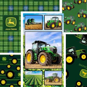 John Deere and Farm Machines