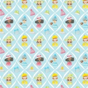 Calendar Girls PWAK002.xblue