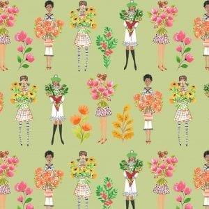 Calendar Girls PWAK004.xgreen