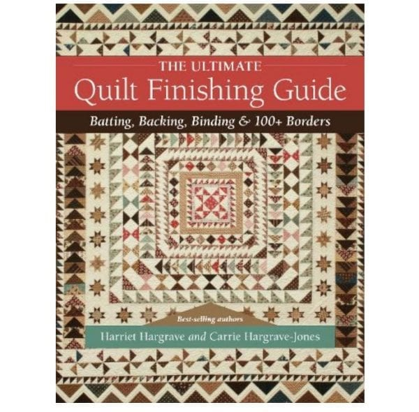 Quilt Finishing book
