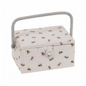 Sewing Box Bee Design