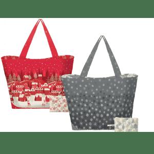 Scandi Bag & Coordinating Pouch Kit