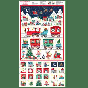 Santa Express 2387-1 Christmas