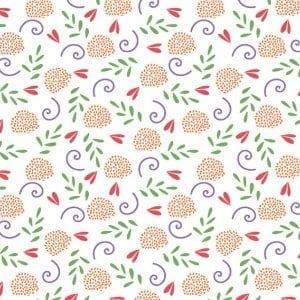 Cute Florals 2644-05