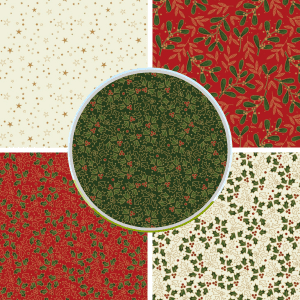 Traditional Holly Metallic 21