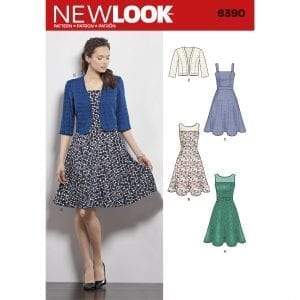 New Look Sewing Pattern 6390