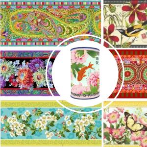 Designer Velvet Borders