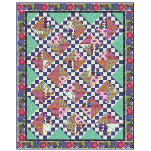 Jade Song quilt Kit