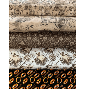 Lord of the Rings Fat Quarter