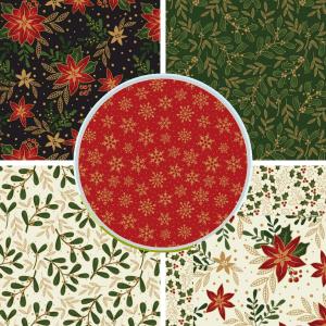 Traditional Poinsettia 21