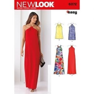 New Look Sewing Pattern N6372-envelope-front