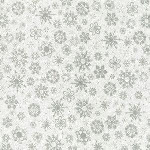 Metallic & Glitter Prints JLX0093White
