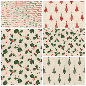 Scandi Holly Bundle-5 Christmas