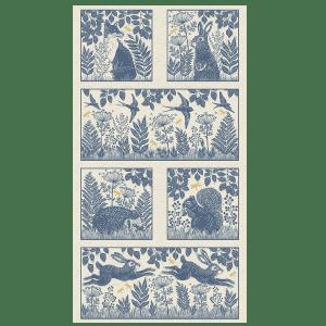 Makower Hedgerow 2422-B Panel