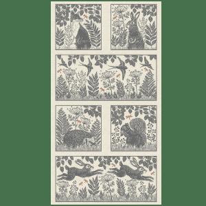 Makower Hedgerow 2422-S Panel