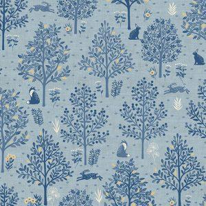 Makower hedgerow 2416-B Trees
