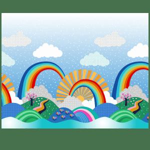 Over the Rainbow A581