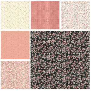 Tranquility Fat Quarter Two