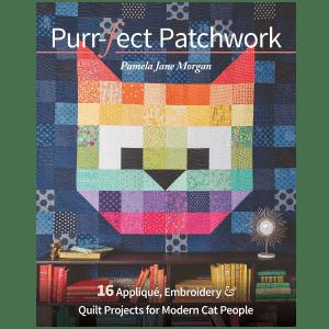 Purr-fect Patchwork Pamela Jane