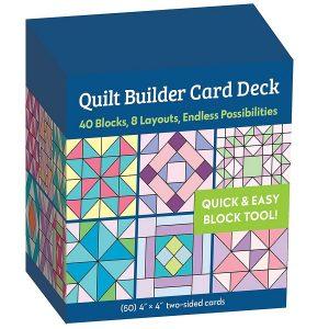 Quilt Builder Card Deck 9781644030363