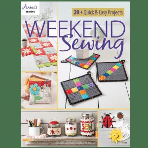 Weekend Sewing Annie's Sewing