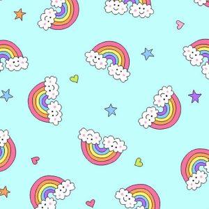 Believe 2-9904LB Rainbow Sky