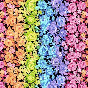 Rainbow Garden 2-9899K Roses