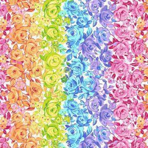Rainbow Garden 2-9899L Roses