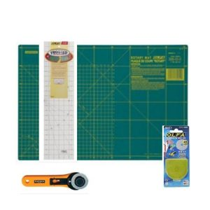 Mats, Rulers, Templates & Rotary Cutters