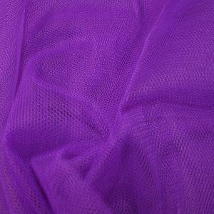 Dress Net- Violet Nylon Net
