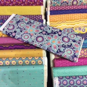 Full Collection Fat Quarter Pack 20 Pieces Henna Beth Studley