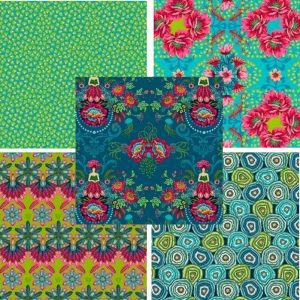 Magi Country Fat Quarter Pacl
