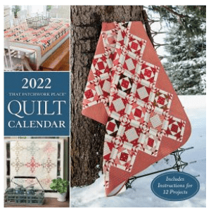 That Patchwork Place Calendar 2022