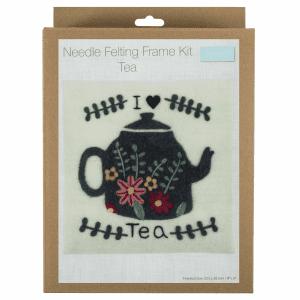 Needle Felting Kit Tea TCK029